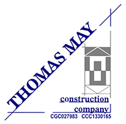 Thomas May Construction Company, Logo
